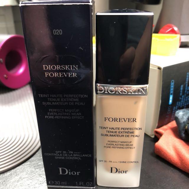 diorskin forever 020