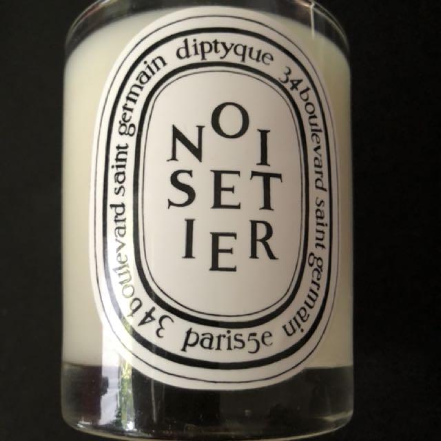 Diptyque - Noisetier candle