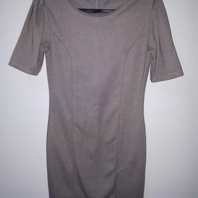 Dress Kerja press body