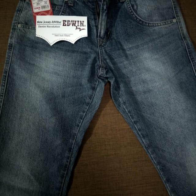 EDWIN Jeans New uk 29