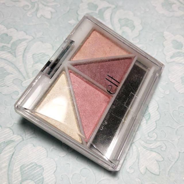 ELF Eyeshadow Quad in Pink