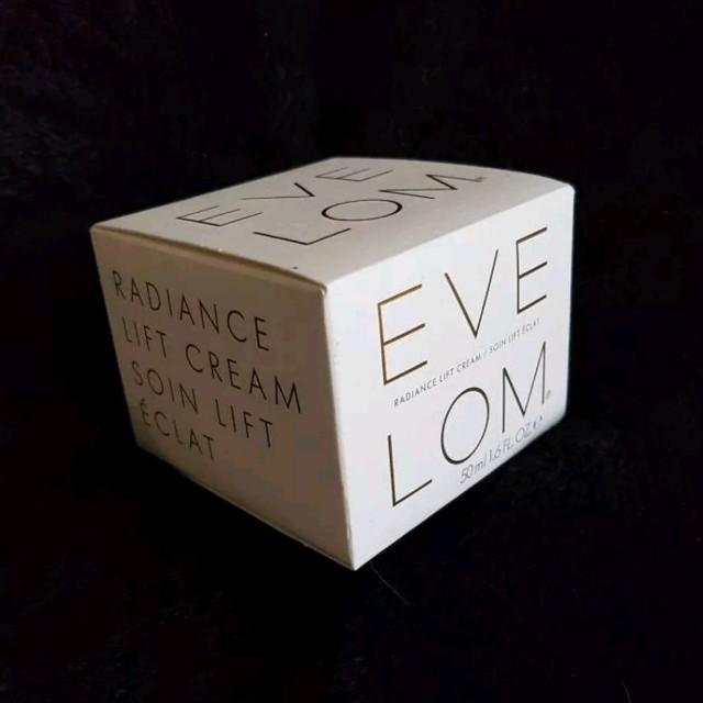 Eve Lom Radiance lifting cream