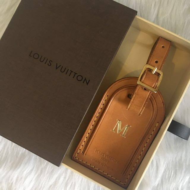 67e6af6d2dc2 😍🤩Flash Sale! Today only mga Loves! Louis Vuitton Luggage Tag ...