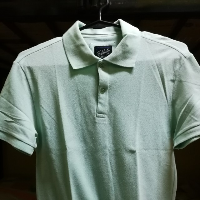 Folded and Hung Slim Fit Polo Shirt