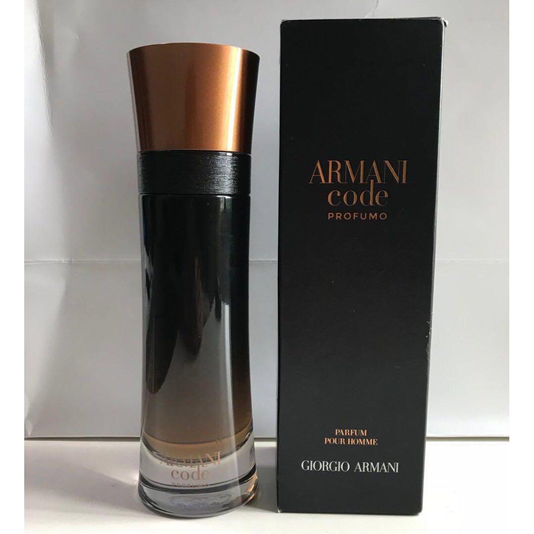 8dd0c1520a6 Giorgio Armani Code Profumo 110mL (Men)
