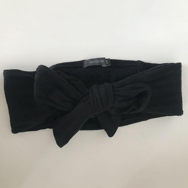 Glassons tie front bandeau