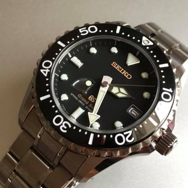 size 40 e2a6a b973d Grand Seiko SBGA 031, Luxury, Watches on Carousell