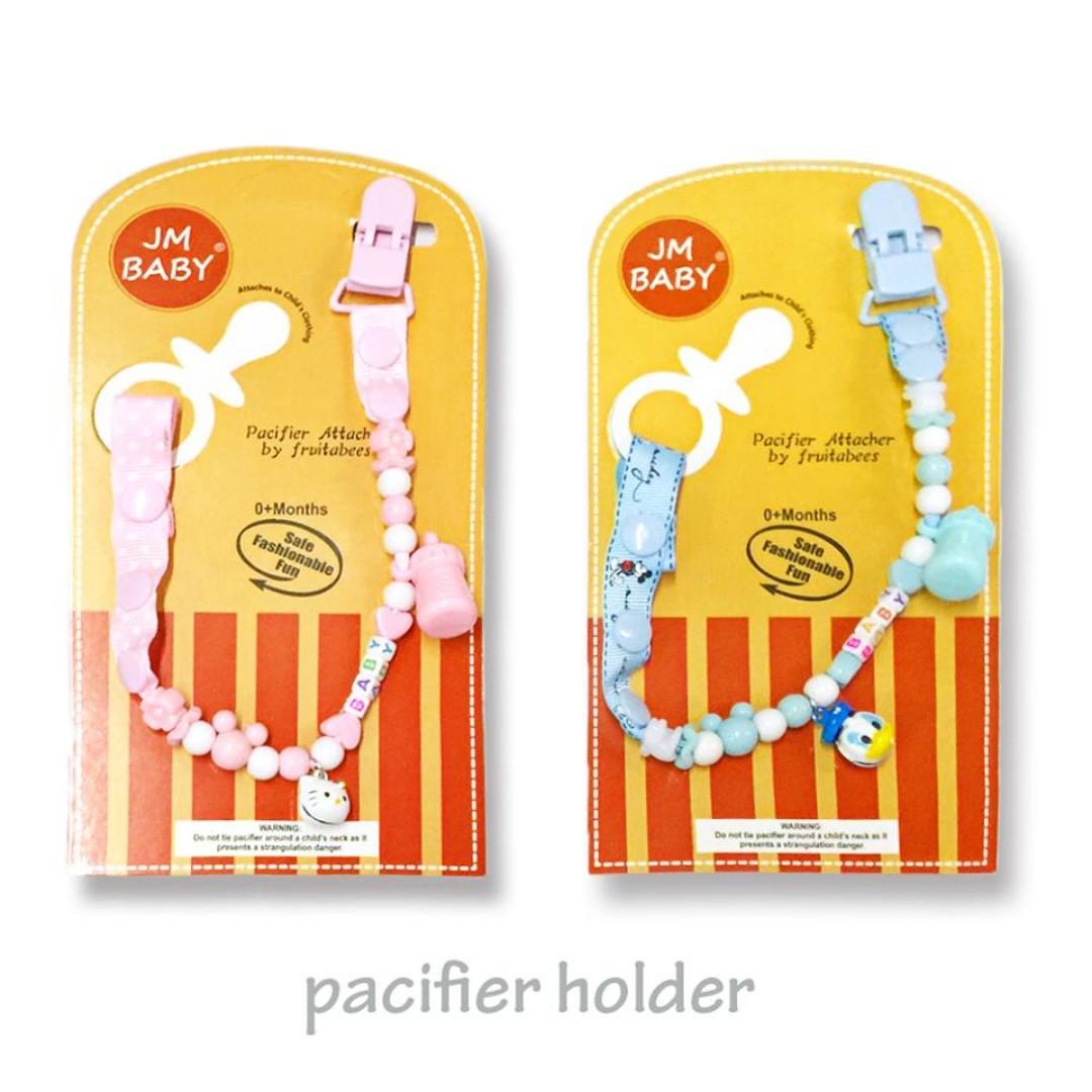GreatFun BABY Pacifier teether Clip Holder