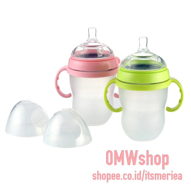 IL 802 B Baby Bottle 140ML BPA Free. Botol Susu Minum Anak .