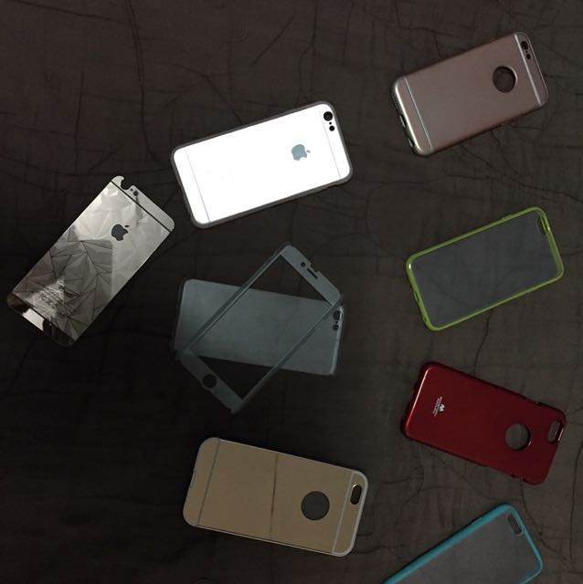 Hard & Soft Case for Iphone 6/6s