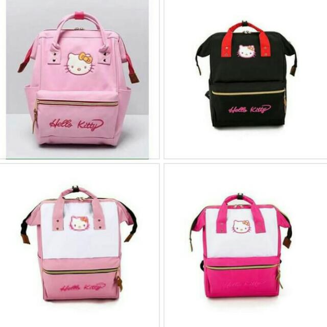 52b9d9604ef4 Hello Kitty Anello Bag (Large)