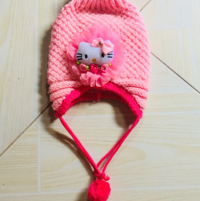 Hello Kitty Bonnet