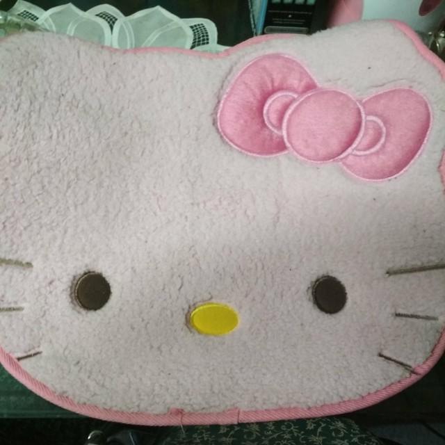 Hello kitty non slip mat