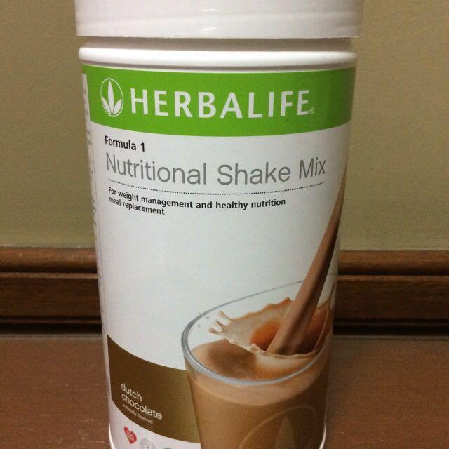 Herbalife Nutritional Shake - Chocolate