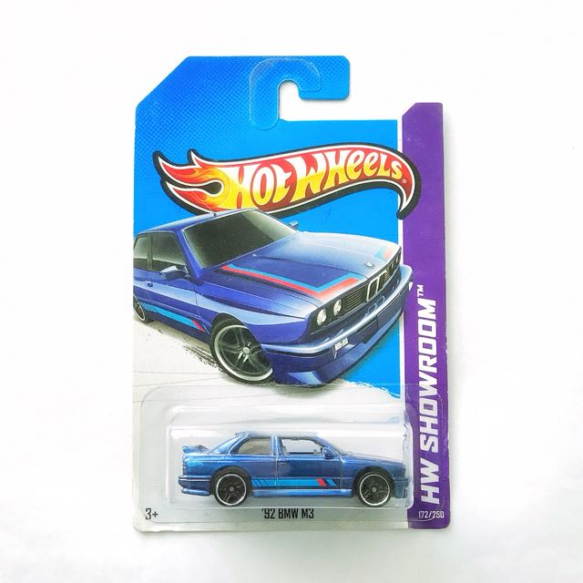 Hot Wheels 92 Bmw M3 Toys Games Other Toys On Carousell
