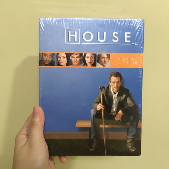 House Season 1 DVD