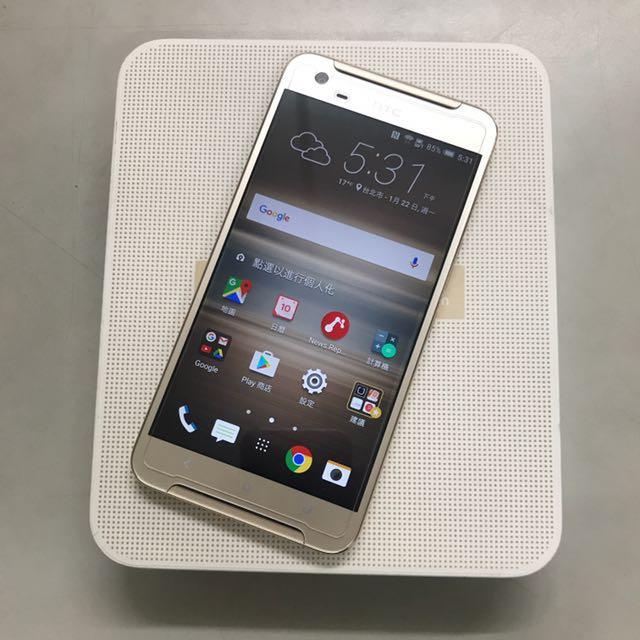 HTC ONE X9 dual sim 金色64G!