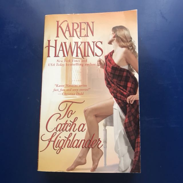 Import book: To Catch a Highlander
