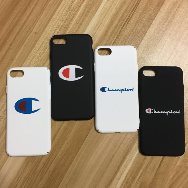 new concept 1a775 18f5f 💥INSTOCK💥Champion iPhone Case Cover