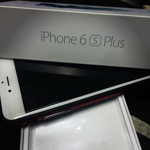 iPhone 6s Plus 128gb Silver for Sale