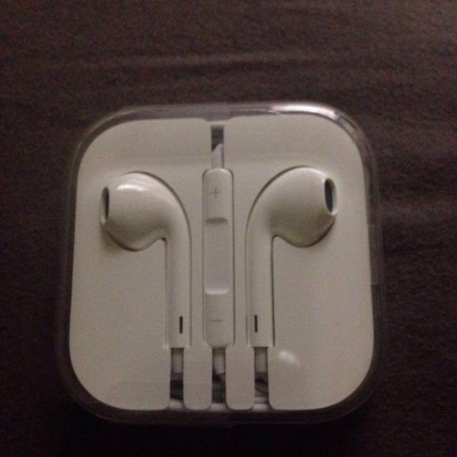 iphone earpods