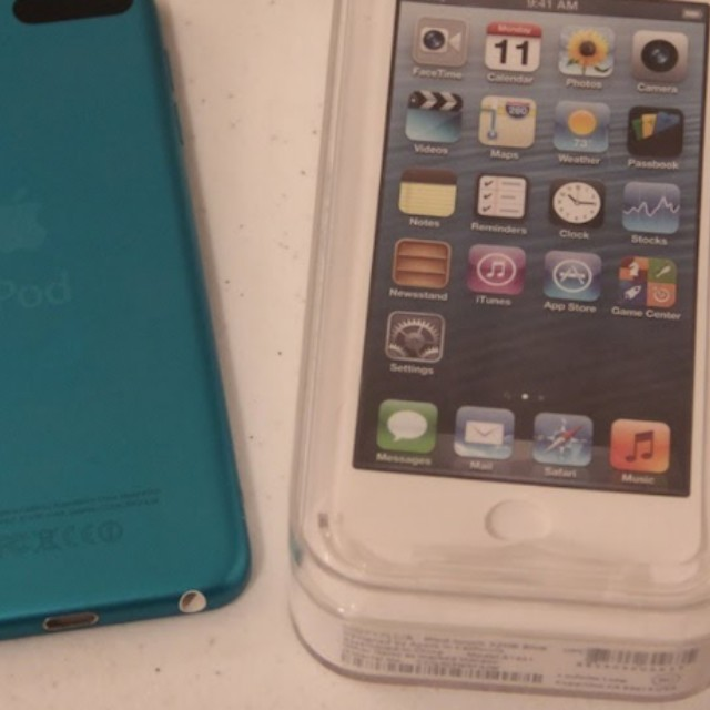Ipod Touch 16gb -Blue