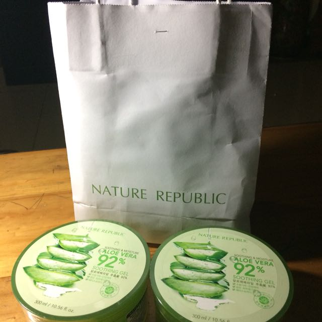 jastip nature republic
