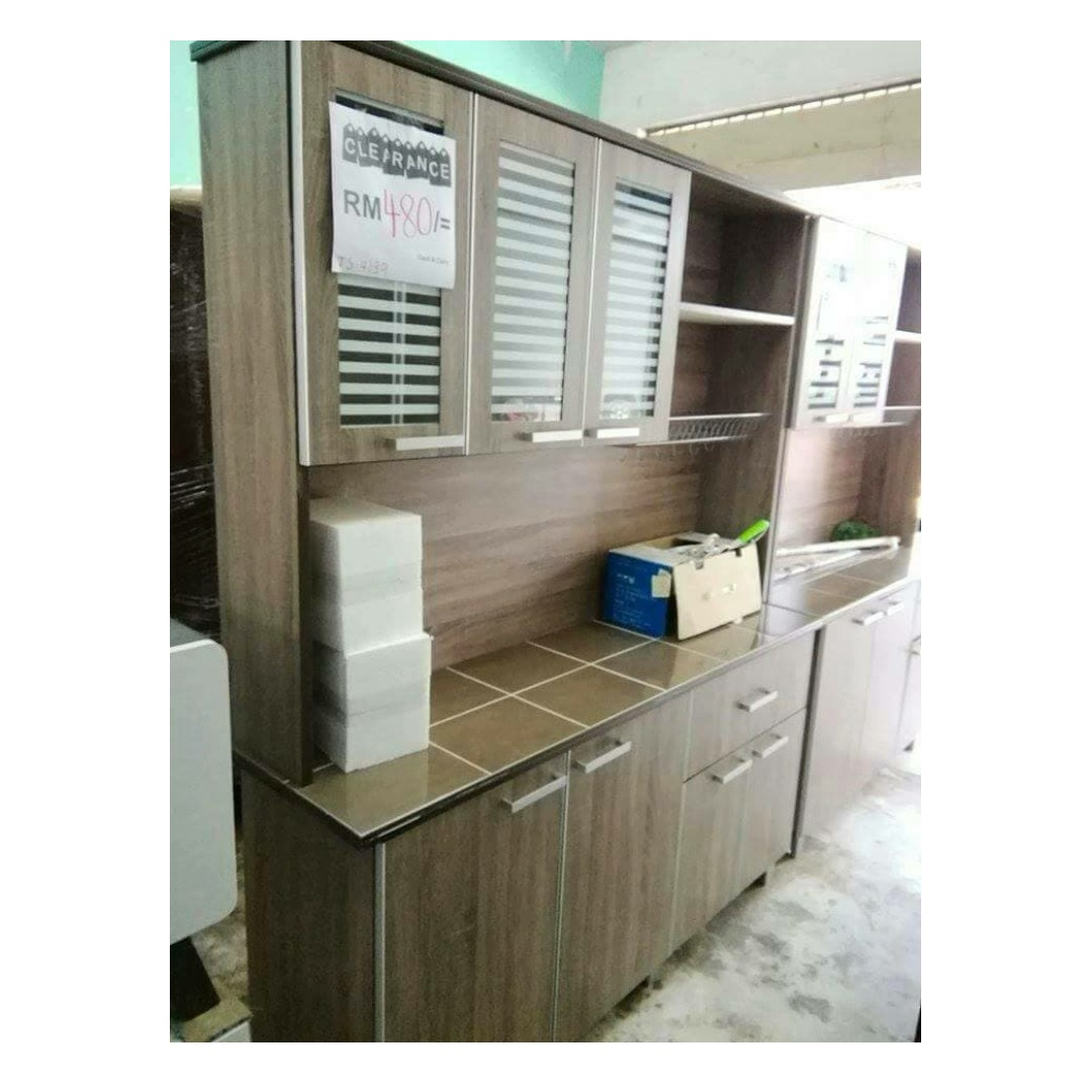 Kabinet Dapur Home Furniture Furniture On Carousell