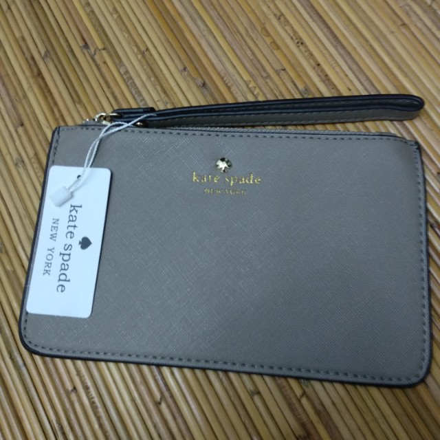 Kate Spade Wristlet Wallet Carrying Strap
