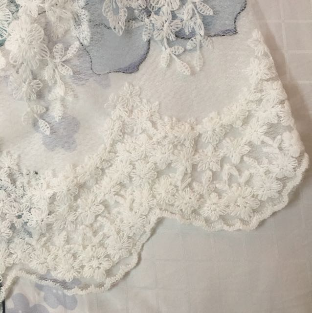 Lace inner dress