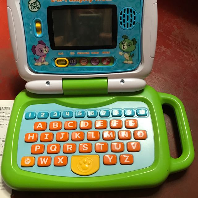 Leap frog tablet