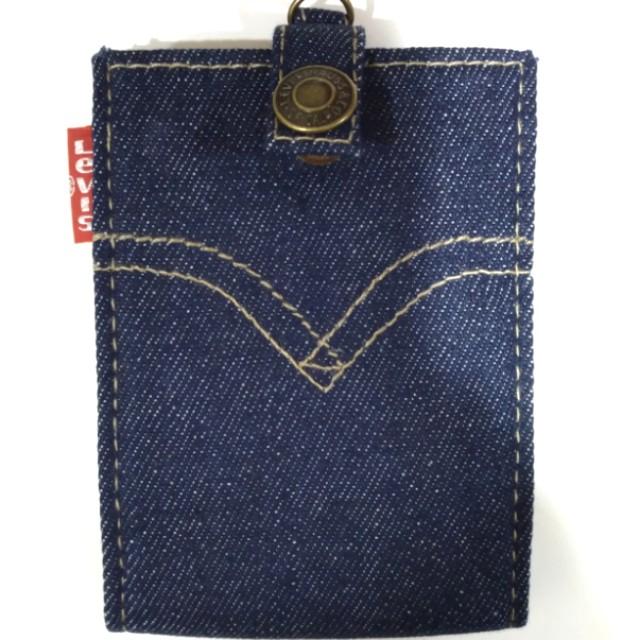 [全新]LEVI'S 證件卡夾