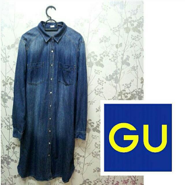 Like 🆕 GU Denim (L)