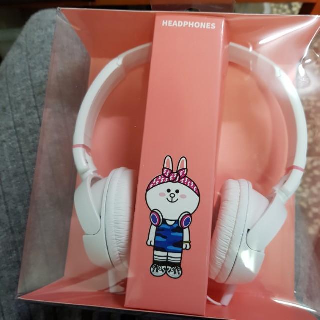 line兔子耳機