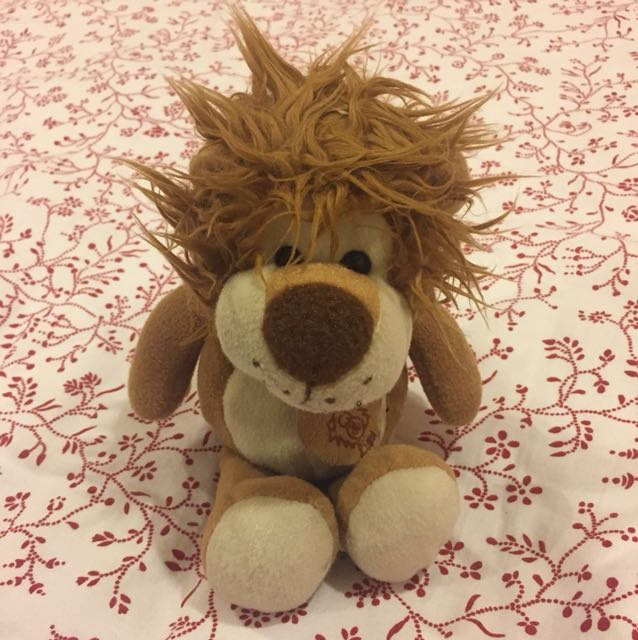 Lion Doll (Small)