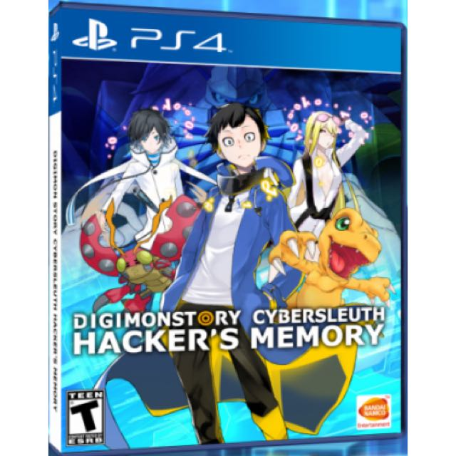 Looking for ps4 digimon cyber sleuth hacker's memory