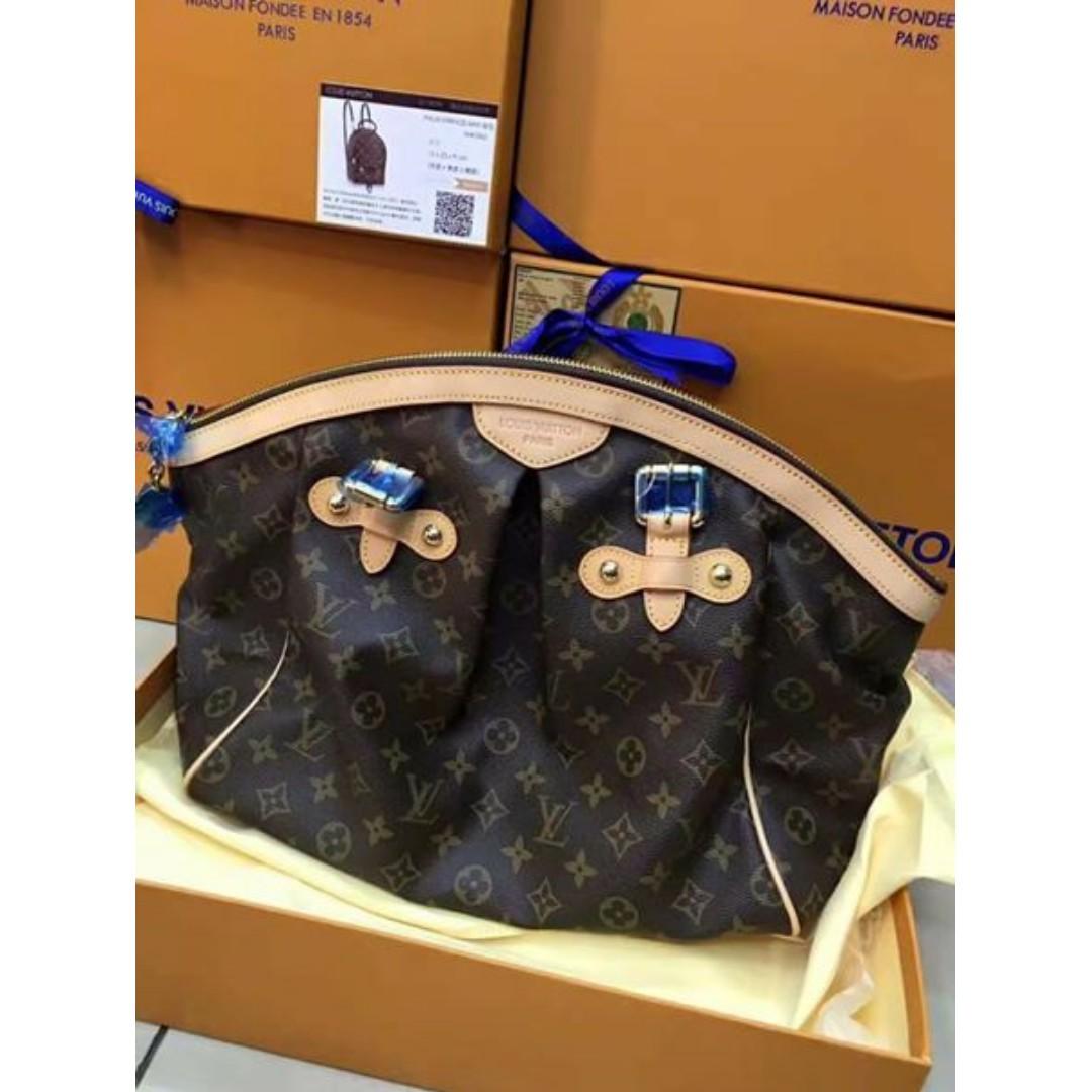LV 2018 authentic overrun bag(option 3)