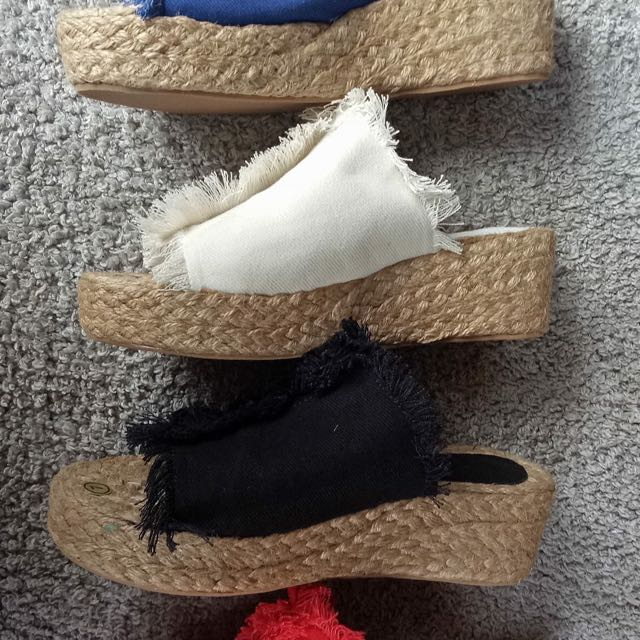 MADE TO ORDER: ABACA SANDALS