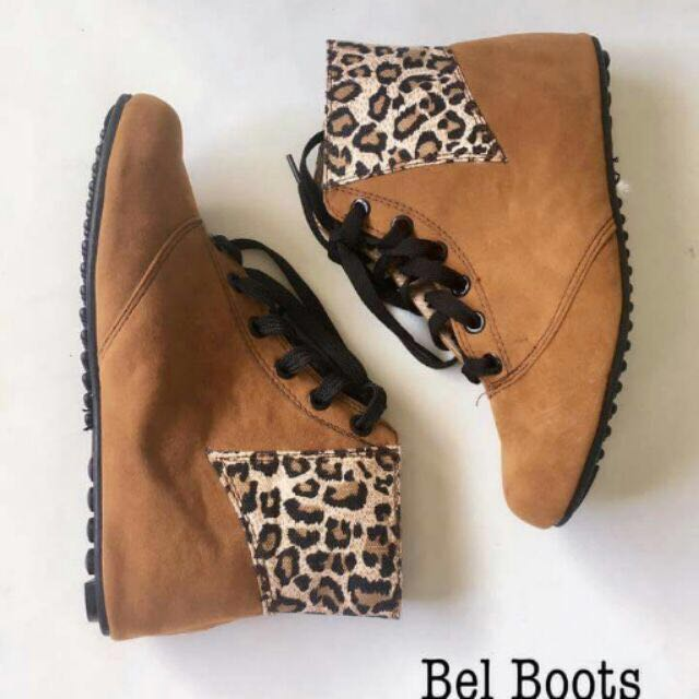 MADE TO ORDER: BOOTS 👣