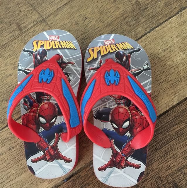 Marvel Spiderman Slippers