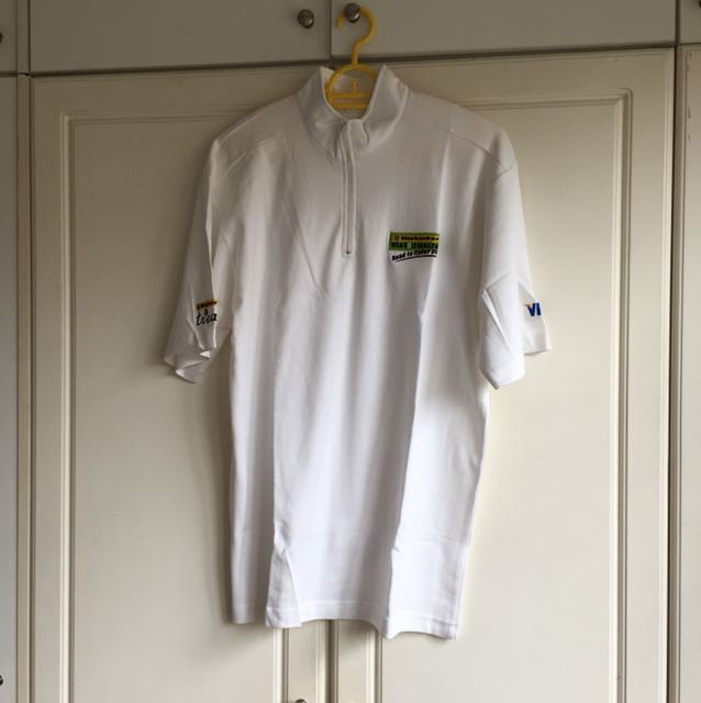Maybankard Visa Golf Challenge polo shirt