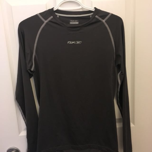 Men's rebook Compression Shirt