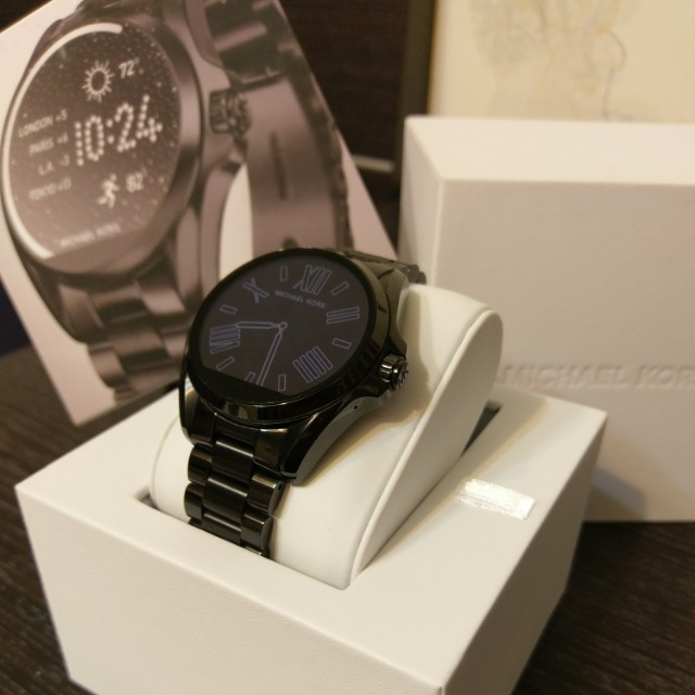 Michaelkors smart watch MK 智慧錶 MKT5005