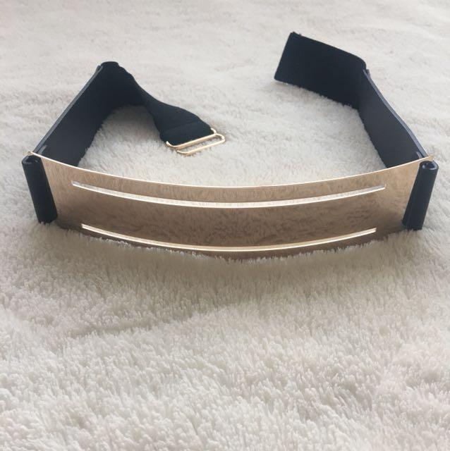 ⚫️M/L Gold Plated Waist Belt