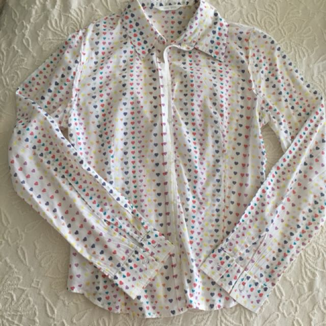 MNG Cotton shirt