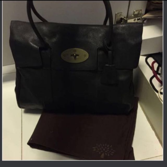 6c525edc935f ... low price mulberry bayswater large luxury bags wallets on carousell  da2bc e7dde ...