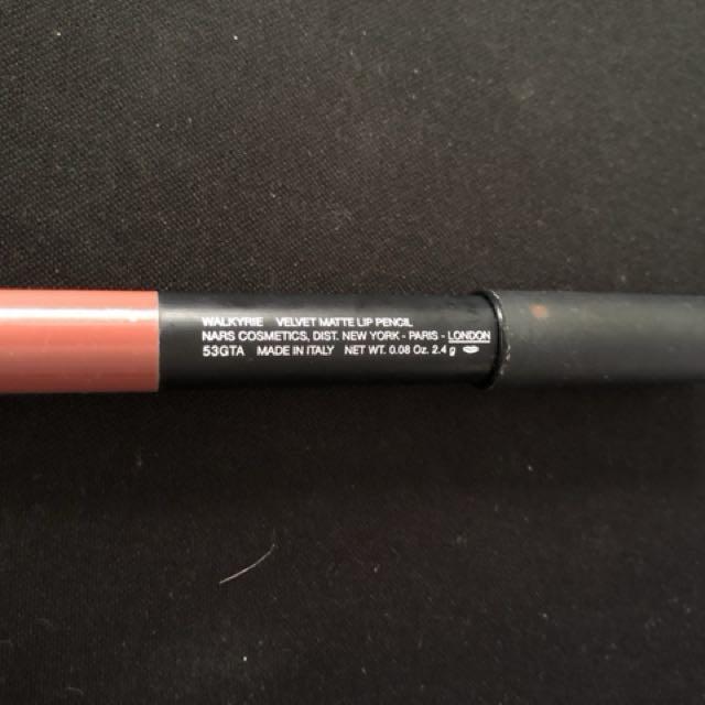 NARS - Velvet Matte Lip Pencil in Walkyrie