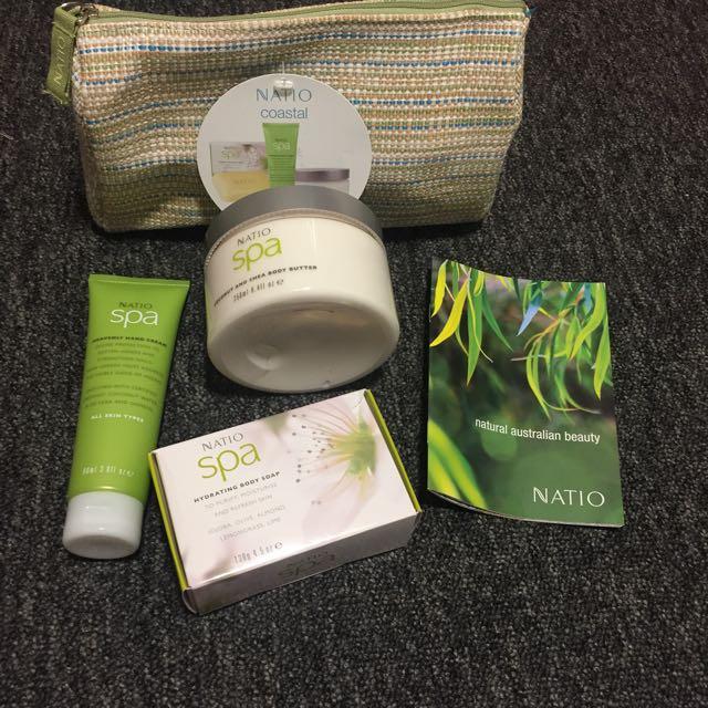 Natio gift set