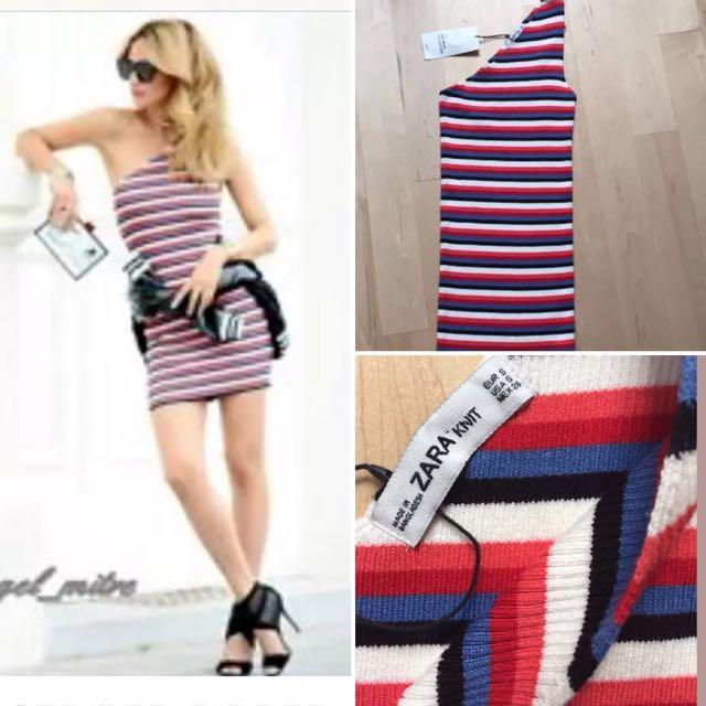 New with tags Zara Knit Dress Sz small
