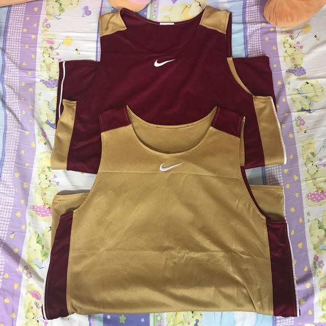 Nike雙面二手球衣